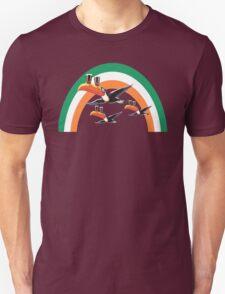 guinness irish rainbow Unisex T-Shirt