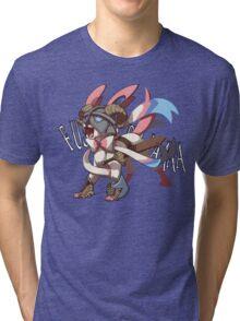 Sylvahkiin V. 2.0 Tri-blend T-Shirt
