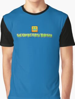 Geometry Dash Products Graphic T-Shirt