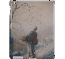 o caminho da solidao.. iPad Case/Skin