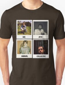 We Are Animal Collective (Polaroids) T-Shirt