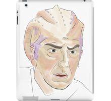 Galaxy Quest Sir Alexander Dane (Dr. Lazarus) iPad Case/Skin
