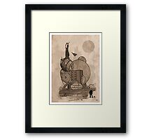 TH14 Framed Print