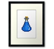 Mana Potion Framed Print