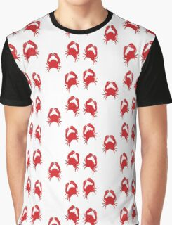 Crab Cluster Graphic T-Shirt