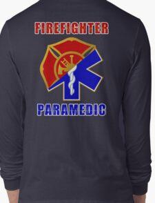 Firefighter-Paramedic Long Sleeve T-Shirt