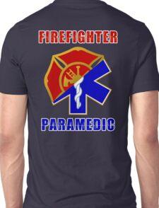 Firefighter-Paramedic Unisex T-Shirt