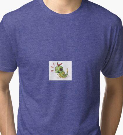 Pokémon Caterpie Tri-blend T-Shirt