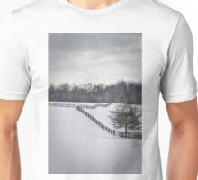 The Color of Winter BW T-Shirt