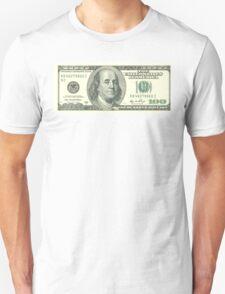 USD 100 Dollar Unisex T-Shirt