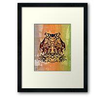 Kanto Framed Print