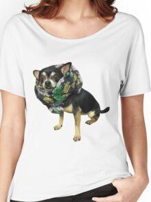 cute Chihuahua Women's Relaxed Fit T-Shirt