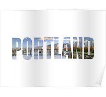 Portland Poster
