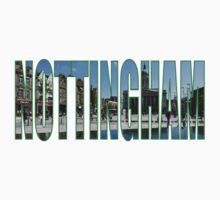 Nottingham Baby Tee