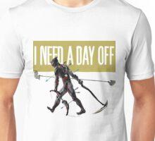 warframe i need a day off Unisex T-Shirt