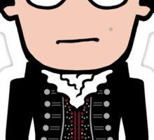 Edmund Blackadder the Third Sticker