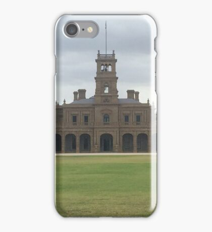 Mansion at Werribee iPhone Case/Skin