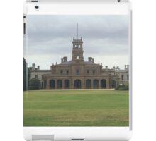 Mansion at Werribee iPad Case/Skin