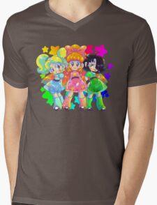 The Powerpuff Girls Mens V-Neck T-Shirt