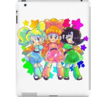 The Powerpuff Girls iPad Case/Skin
