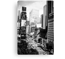 NYC, BW Canvas Print