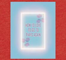 Paris again Tri-blend T-Shirt