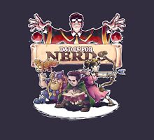 D&D is For Nerds S2 Unisex T-Shirt