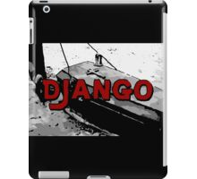 The D is silent iPad Case/Skin