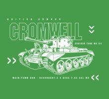 Cromwell Tank Mark VII Baby Tee