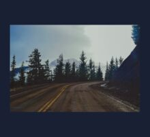 Hurricane Ridge Road, Olympic National Park, Washington One Piece - Long Sleeve