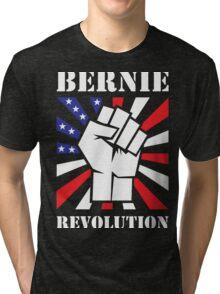 Bernie Sanders Revolution Tri-blend T-Shirt