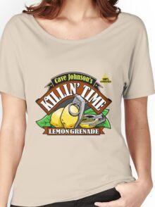 Cave Johnson Lemons Women's Relaxed Fit T-Shirt