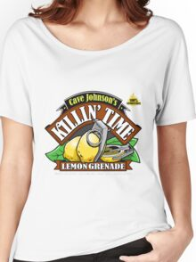 Cave Johnson Lemons Women's Relaxed Fit T-Shirt