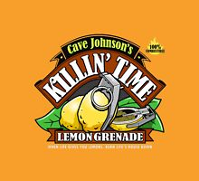 Cave Johnson Lemons Unisex T-Shirt