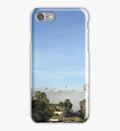 Fog Layer Rolls Over iPhone Case/Skin