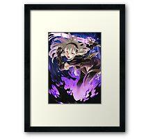 Fire Emblem Fates - Corrin (Dark Blood) Framed Print