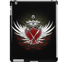 Knife and Fork Coat of Arms iPad Case/Skin