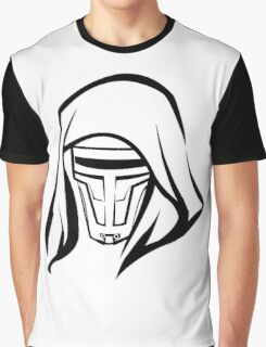 Mask of Revan Graphic T-Shirt