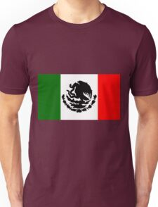 Flag of Mexico Unisex T-Shirt