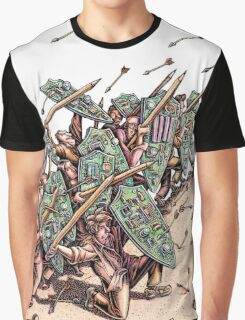 Internet Security Warriors Graphic T-Shirt