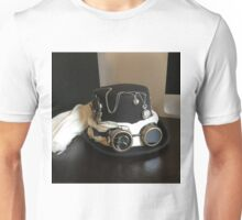 Steampunk Hat Unisex T-Shirt