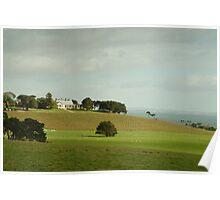 Joe Mortelliti Gallery - Spray Farm, Bellarine Peninsula, Victoria, Australia. Poster