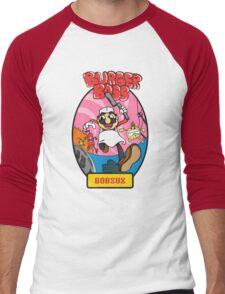 Burger Boss - BOB SUX Men's Baseball ¾ T-Shirt