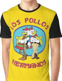 Los Pollos Hermanos Graphic T-Shirt