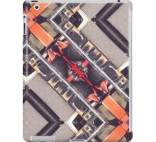Abstract Geometric Automation iPad Case/Skin