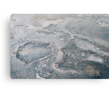 Something in the Water Canvas Print