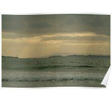 Joe Mortelliti Gallery - Point Lonsdale lighthouse, Bellarine Peninsula, Victoria, Australia.  Poster