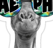 AEPHI giraffe Sticker