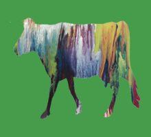 Guernsey cow Kids Tee