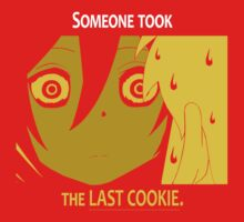 Quotes and quips - the last cookie One Piece - Short Sleeve